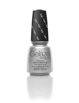 Top Coat Semi-Permanent Gelaze, 9,76 ml