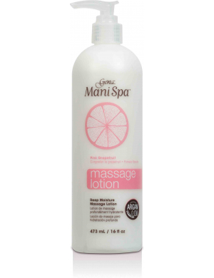 Lotion massage main pamplemousse