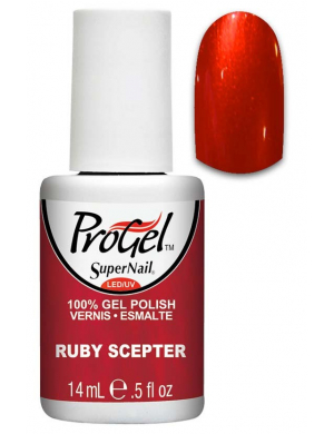 Vernis Semi-Permanent Progel Ruby Scepter