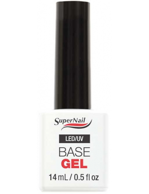 Gel Base UV LED, 14ml Supernail