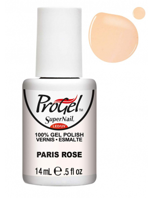 Vernis Semi-Permanent Progel Paris Rose