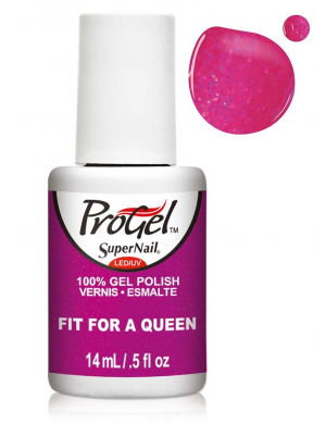 Vernis Semi-Permanent Progel Fit For A Queen