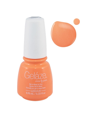 Vernis Semi-Permanent Gelaze Sun Of A Peach