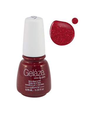 Vernis Semi-Permanent Gelaze Ruby Pumps