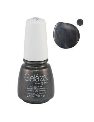 Vernis Semi-Permanent Gelaze Black Diamond