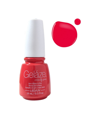 Vernis Semi-Permanent Gelaze Hot Flash