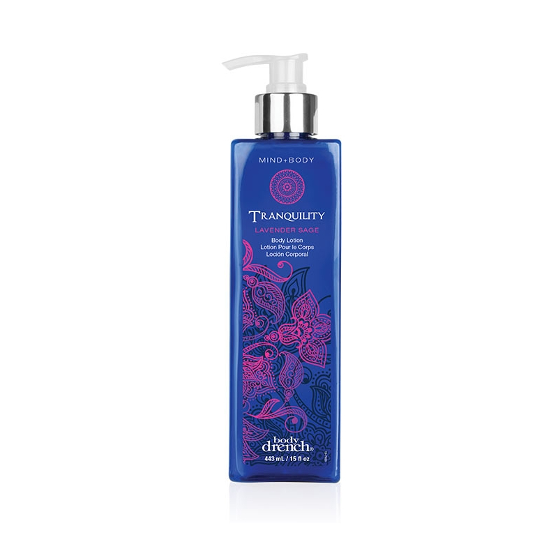 Lotion corps Lavande Tranquility