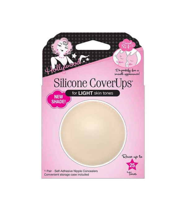 Silicone Cover Ups • Secret 4