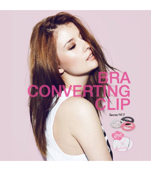Bra Converting Clip 2 • Secret 7