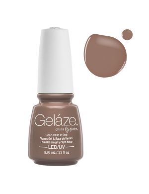 Vernis Semi-Permanent Gelaze Bare Attack