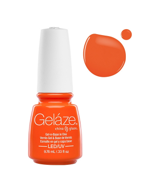 Vernis Semi-Permanent Gelaze That'll Peach You