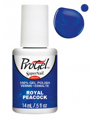 Vernis Semi-Permanent Progel Royal Peacock
