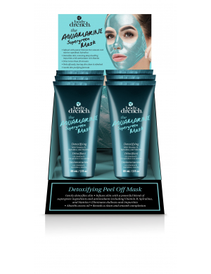 Masque SuperGreen Détoxifiant