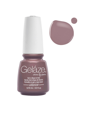 Vernis Semi-Permanent Gelaze Head To Taupe