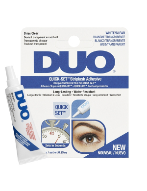 Colle Faux-cils DUO Double Action Transparente 7 gr