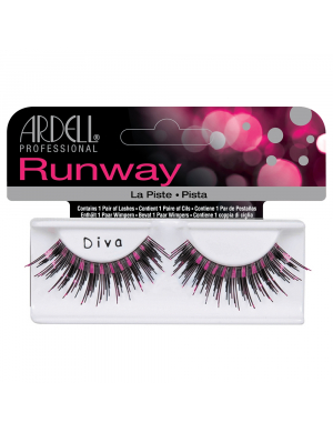 Faux Cils Ardell Runway - Diva