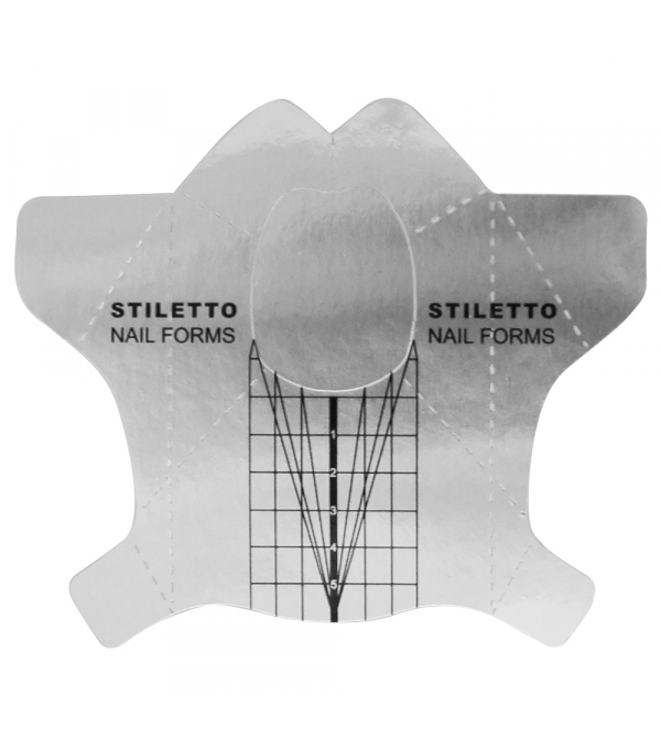 Chablons/formes façonnage Styletto x50